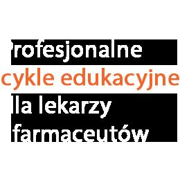 Cykle edukacyjne dla lekarzy i farmaceutów